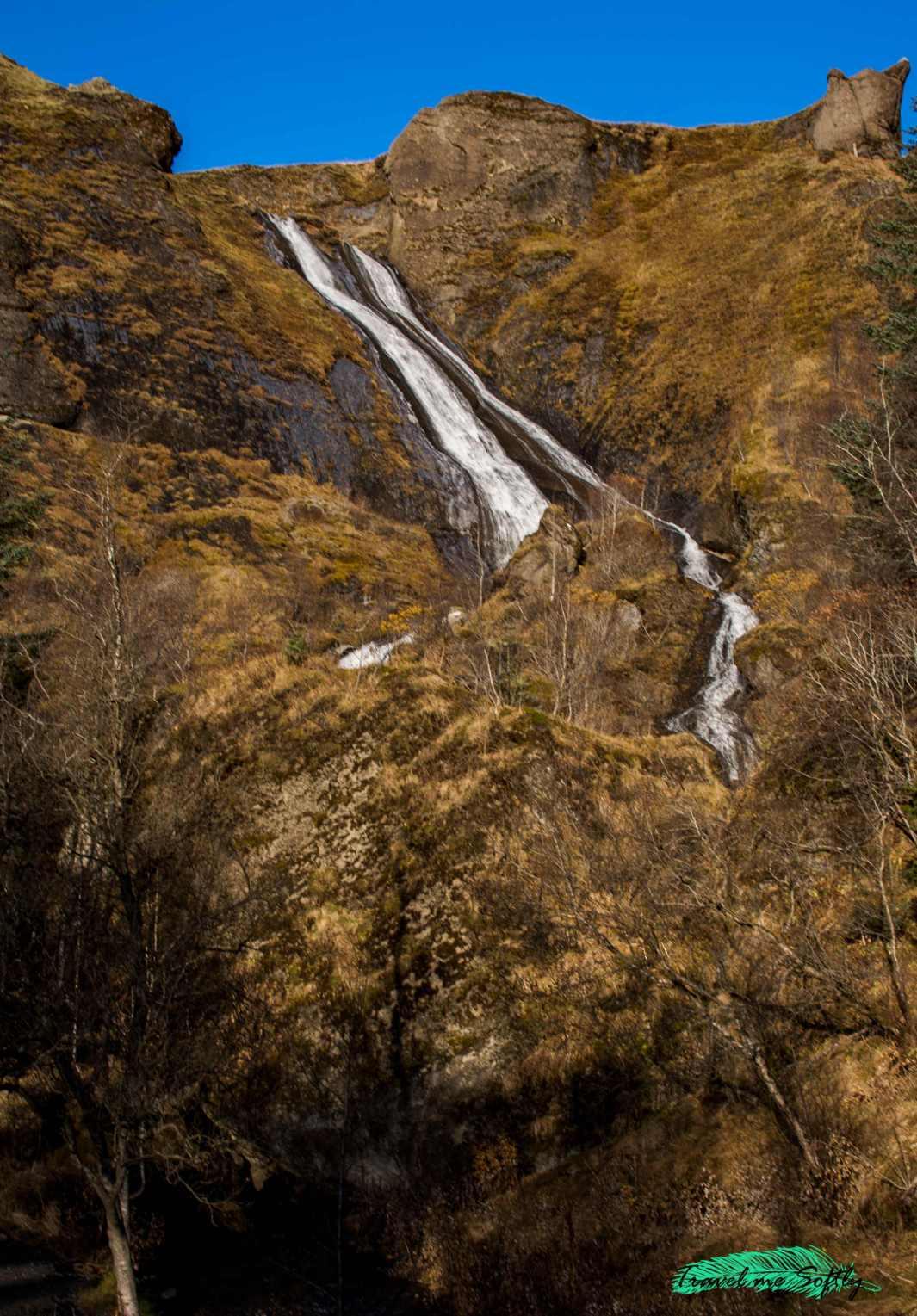 Systrafoss cascadas de islandia