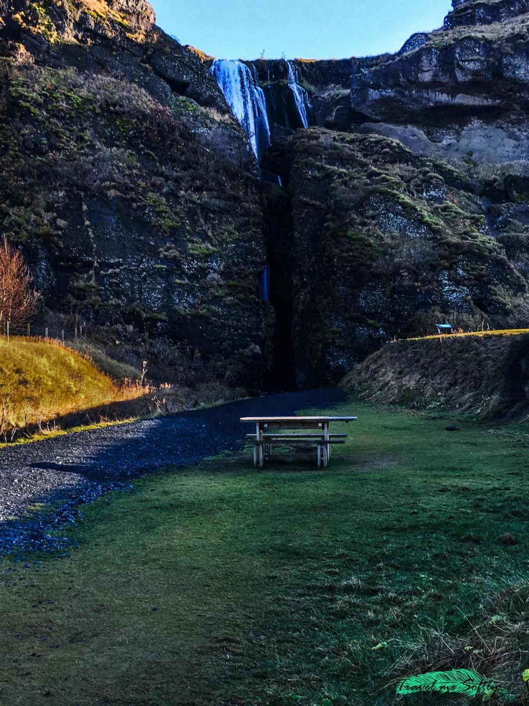 Cascadas de Islandia sur Gljúfrafoss