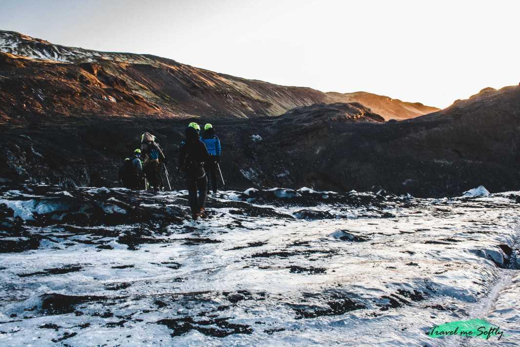 ice climbing retorno escalada en hielo