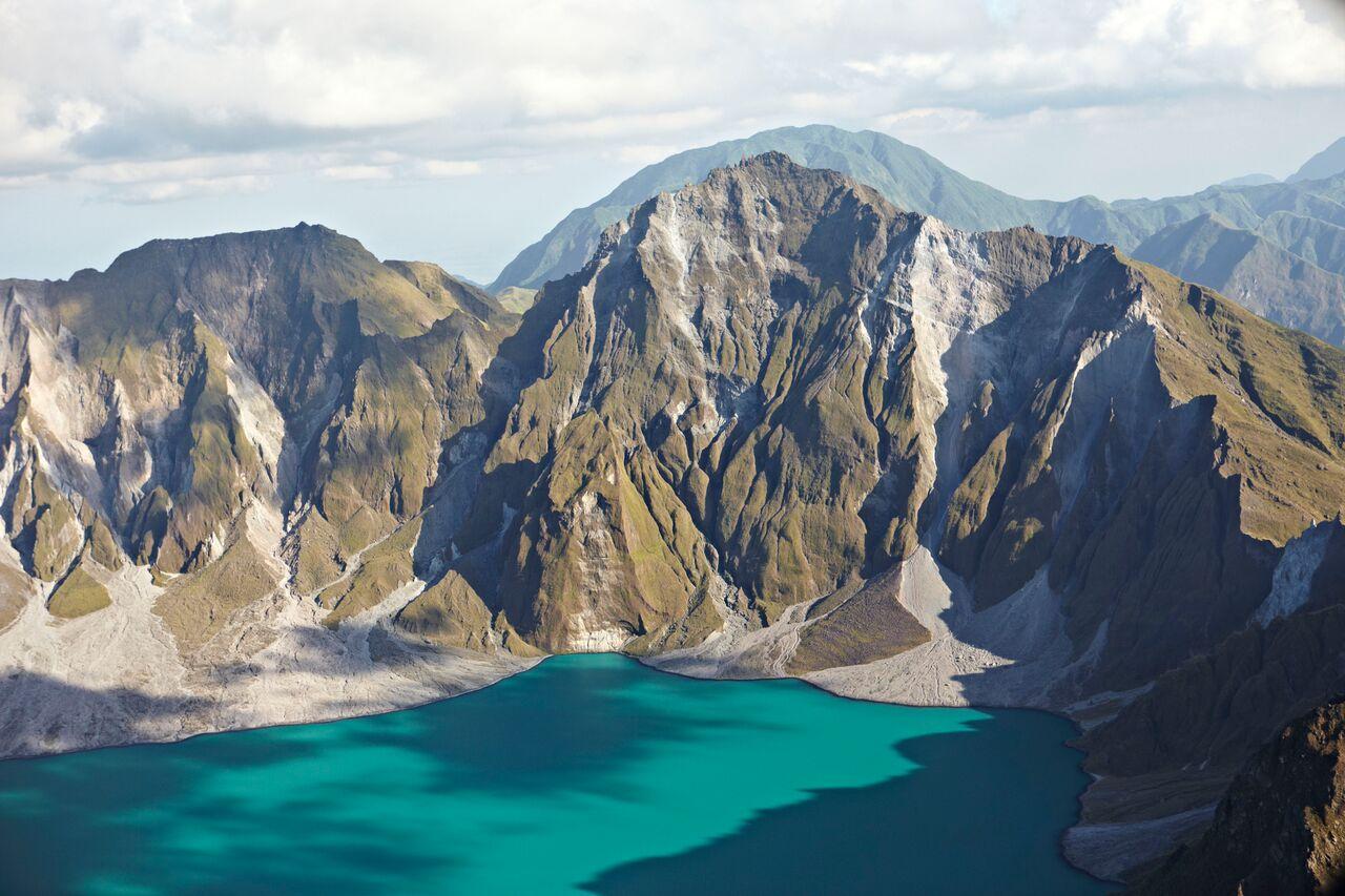 turismo de filipinas pinatubo