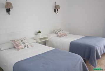 Dormitorio alojamiento Altaia
