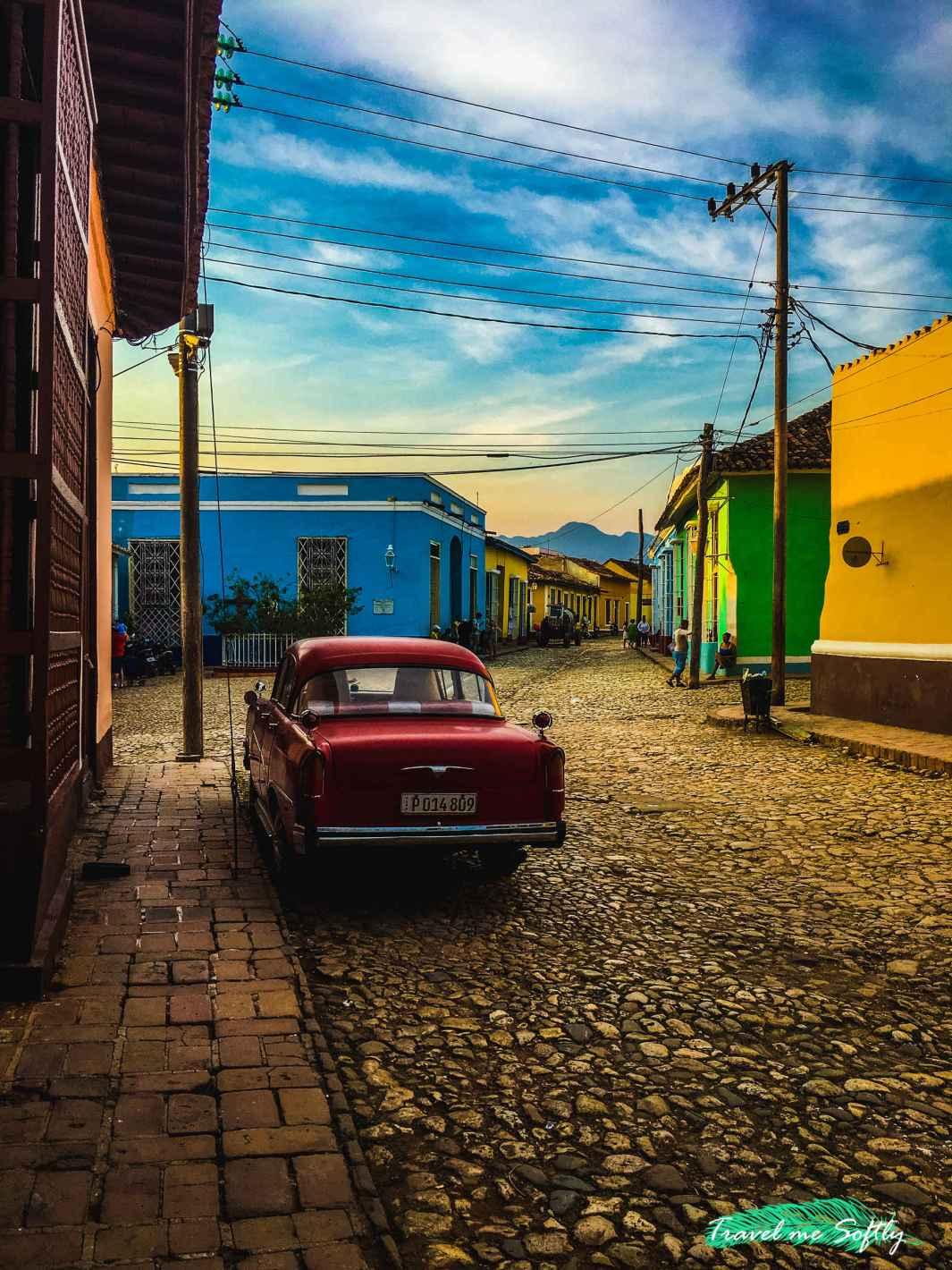 Almendron calle de Trinidad