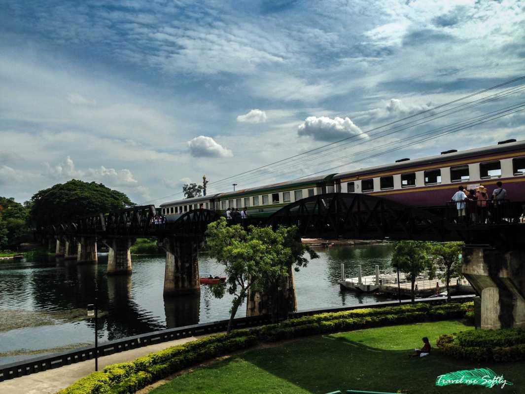 ferrocarril de la muerte puente kwai