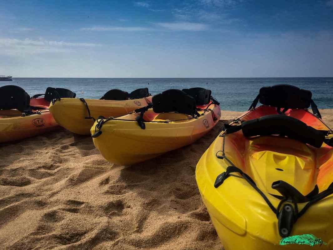kayaking lloret aniversario de bcntb