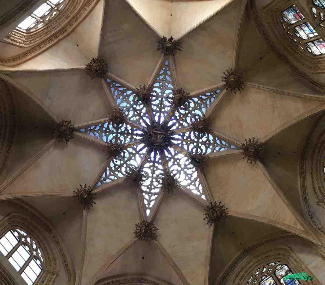 catedral cupula burgos