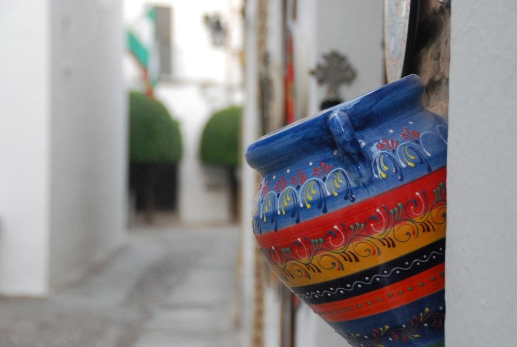 visitar Andalucía en tren