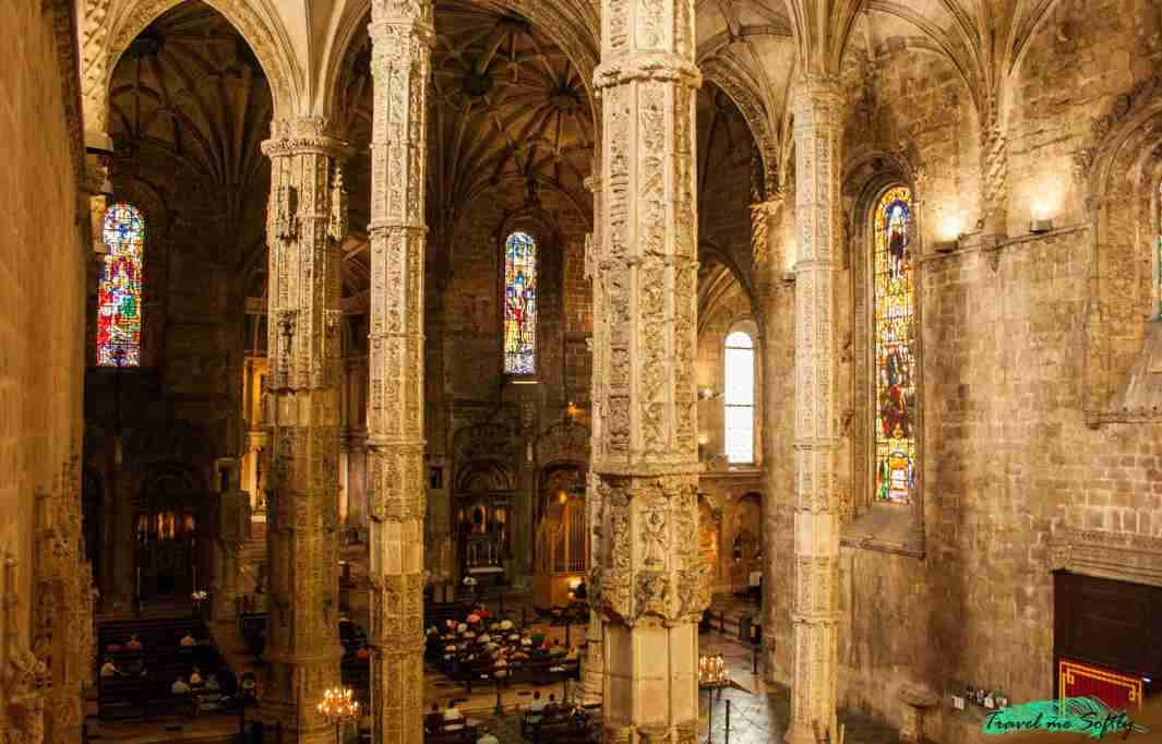 capilla monasterio san jeronimo