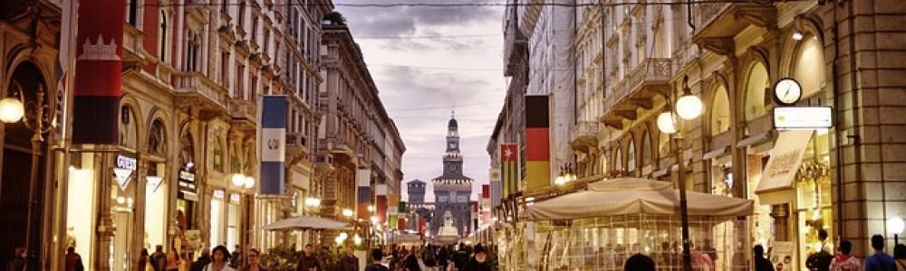 Un día en Milán