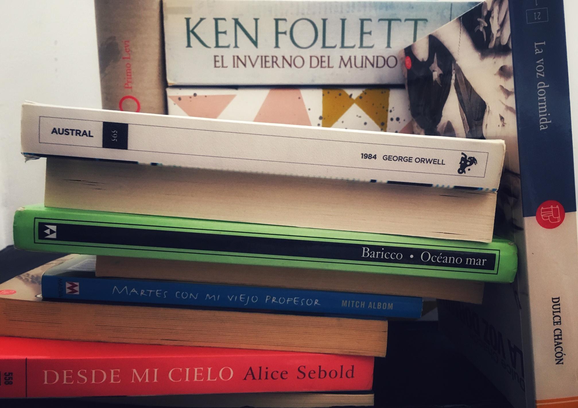 libros para la cuarentena