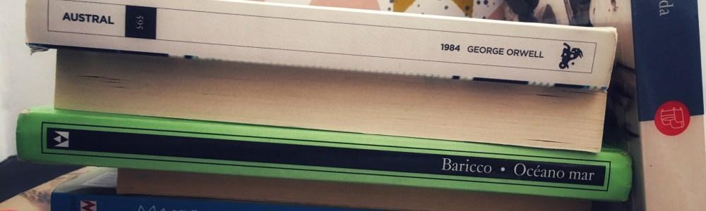 Libros que recomendaría para esta cuarentena y cualquier otro momento