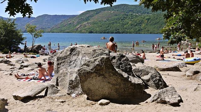 lago de sanabria verano
