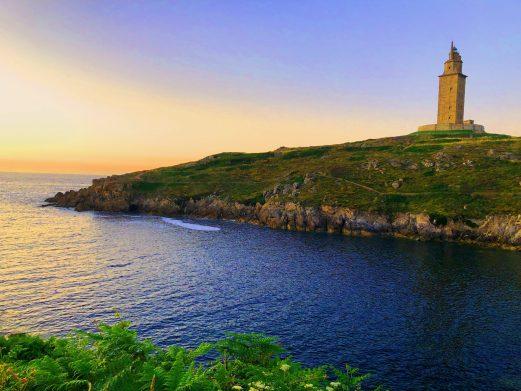 lugares de espana torre hercules