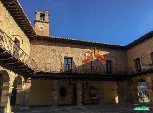 albarracin ayuntamiento