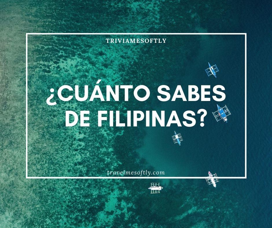 filipinas quizz