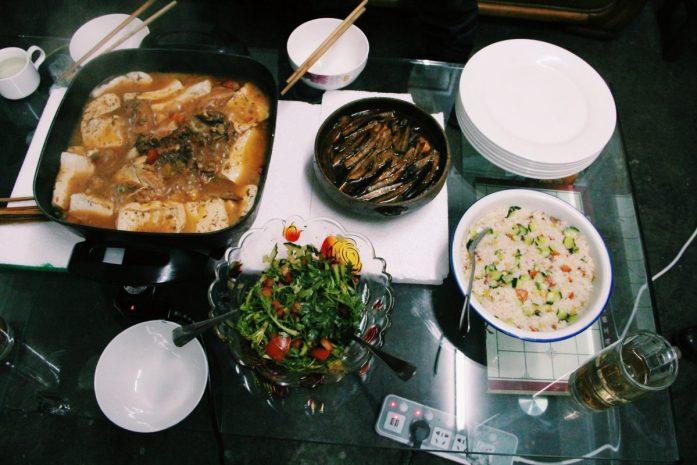 Cena cinese