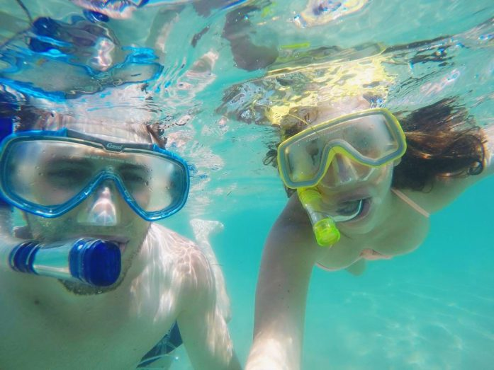 Snorkeling us