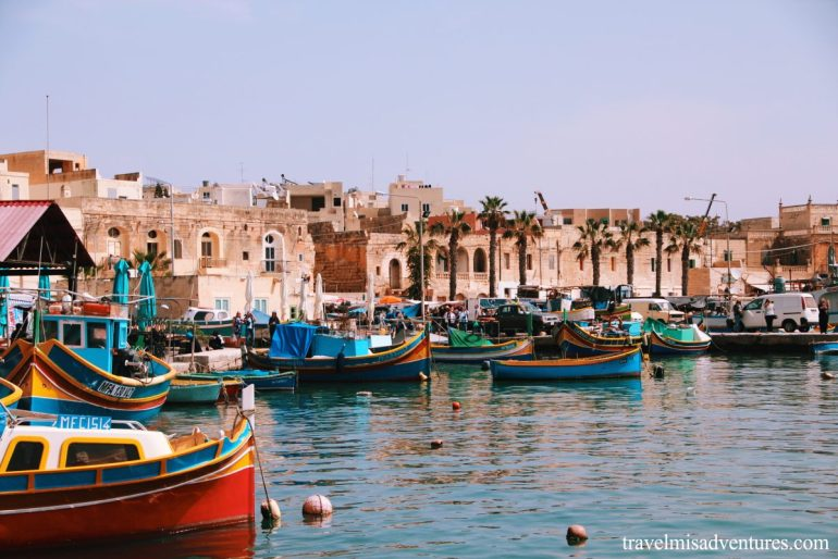Cosa visitare a Malta: Marsaxlokk