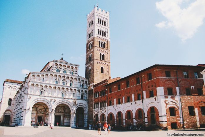 Cattedrale-di-San-Martino Lucca