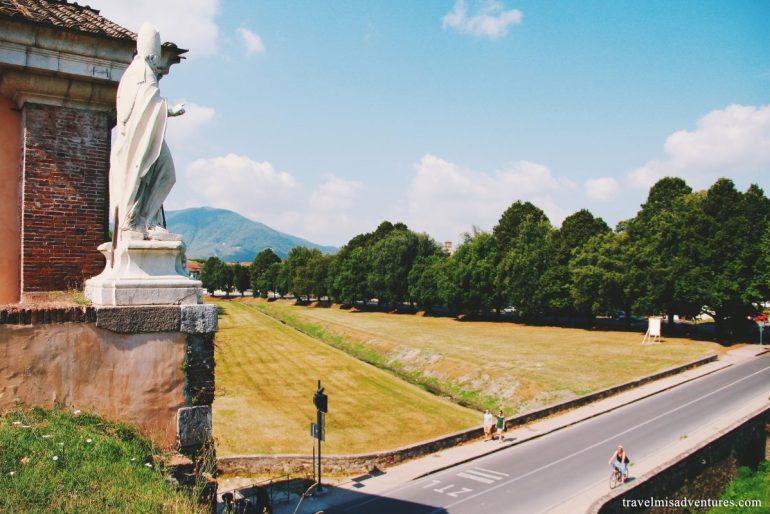 Itinerario una giornata a Lucca