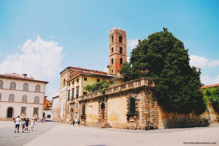 visitare Lucca in giornata