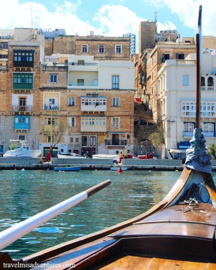 Barca Malta