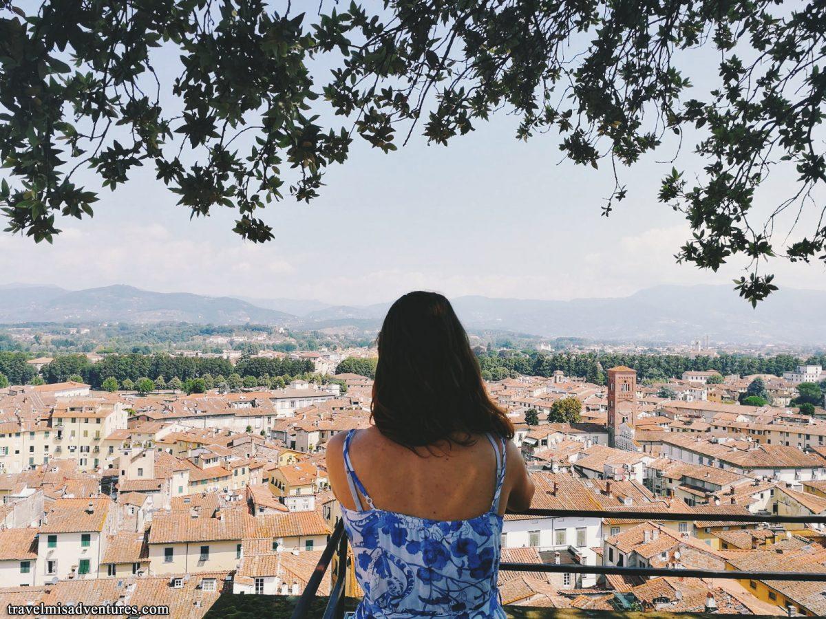 Visitare Lucca in un giorno di sole