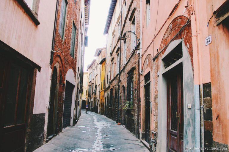 Gita a Lucca Toscana