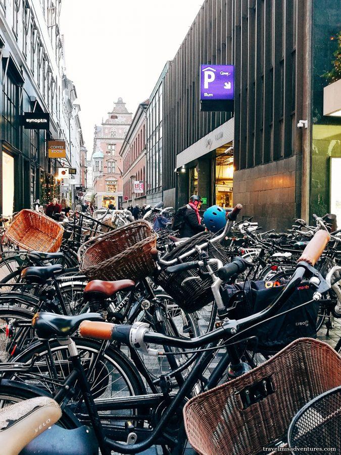 Biciclette Copenaghen