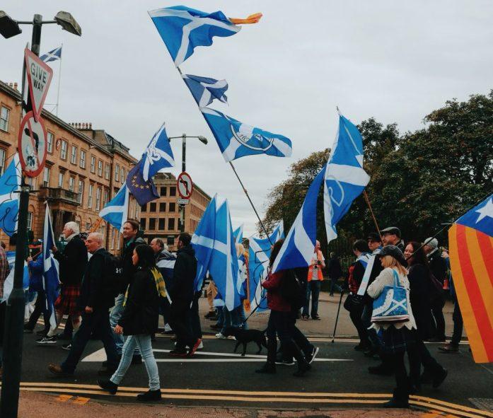 Indipendenza Scozia