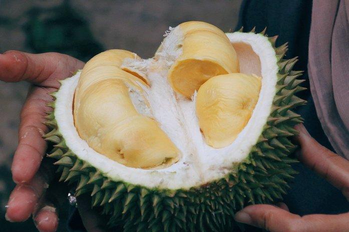 durian cibi strani cina