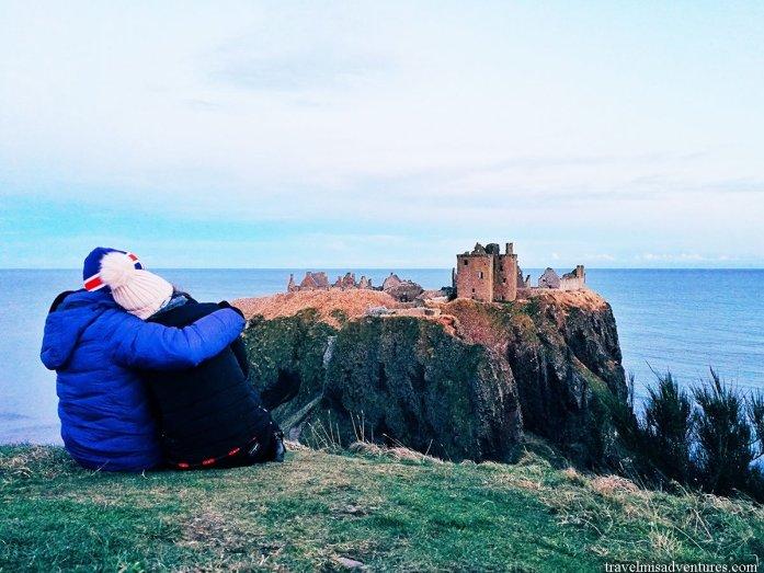 Scozia in inverno