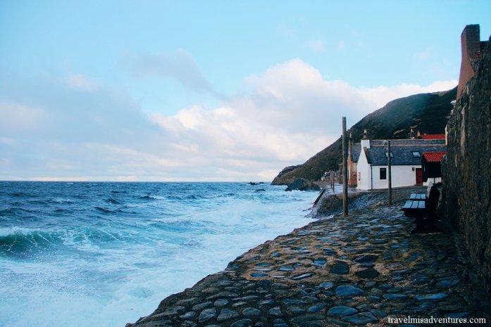 Crovie-Scozia
