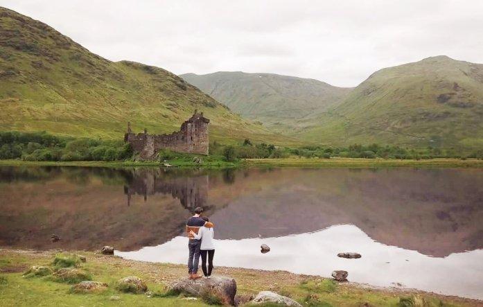 Castello di Kilchurn Scozia