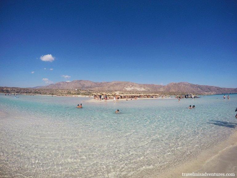 Elafonissi spiagge più belle di Creta itinerario in 10 giorni