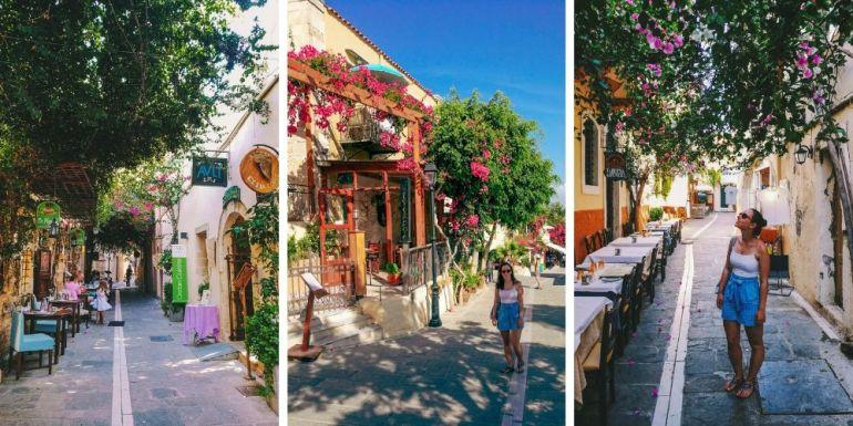 Retimo Creta città da visitare