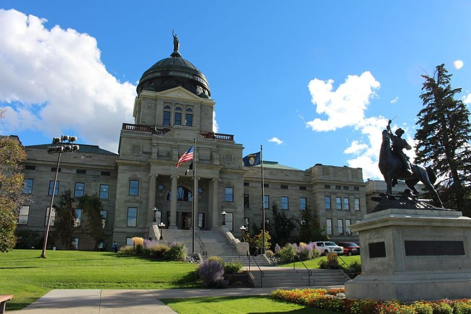 Helena State Capitol