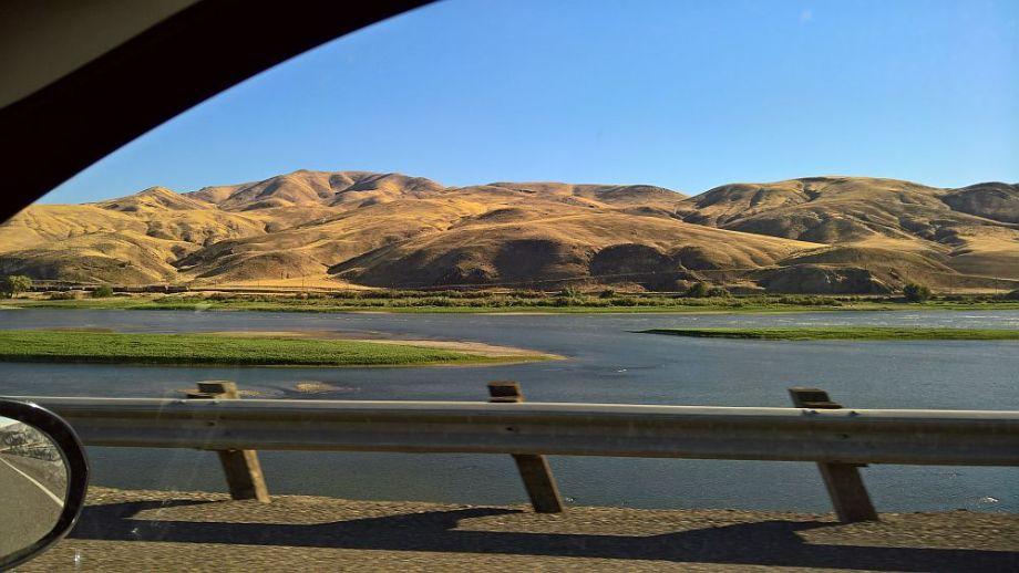 Idaho Oregon