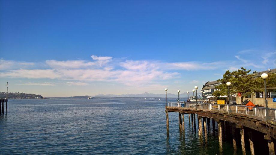Seattle Waterfront