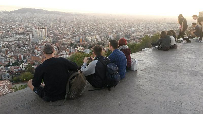 Barcelona Turo de la Rovira