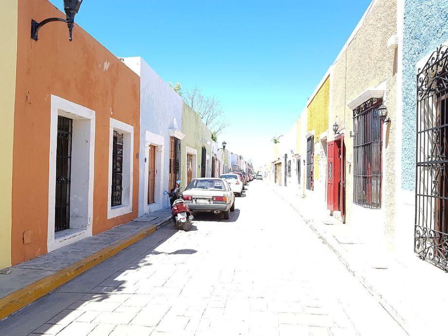 Campeche Straße