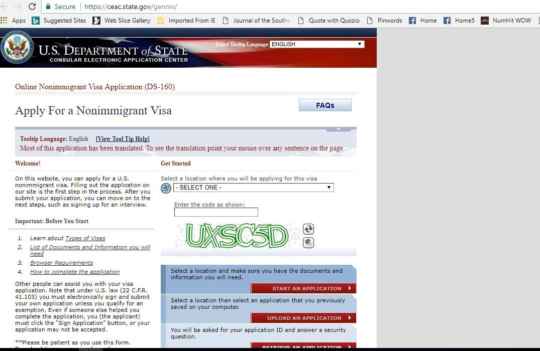 How to Apply for a US Tourist Visa in Thailand | Travel Moments