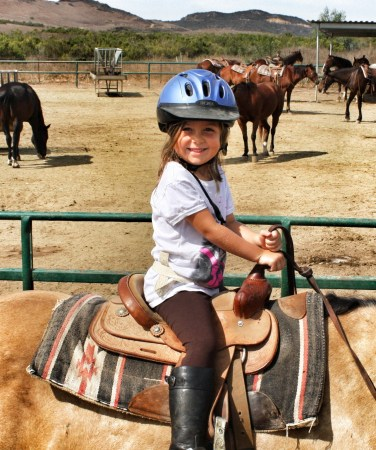 Birthdays and cowgirls
