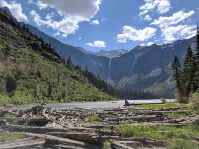 Glacier National Park Hiking Vacation