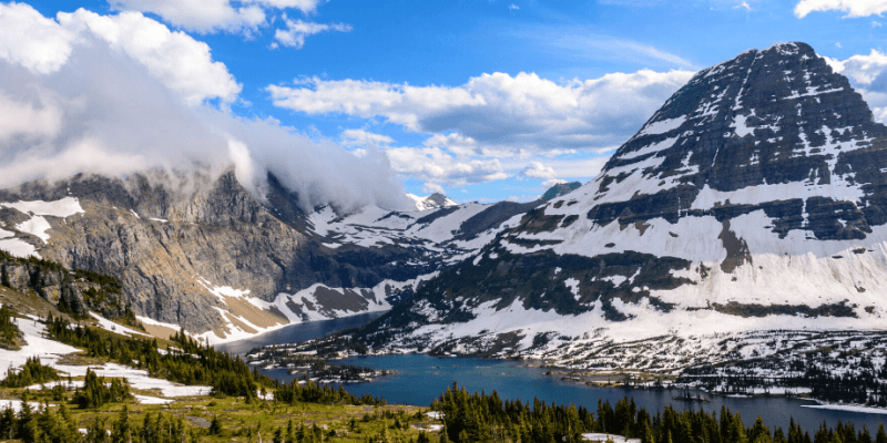 Glacier National Park is open year round and the best time to visit Glacier depends on your interests.