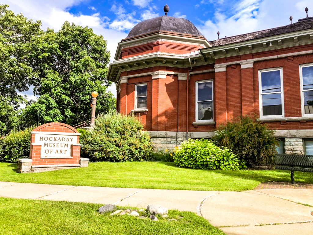 Hockaday Museum of Art is one of the top things to do in Kalispell, Montana