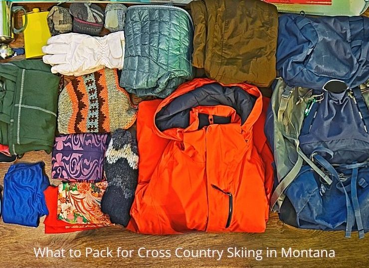 What to Pack for Cross Country Skiing in Montana