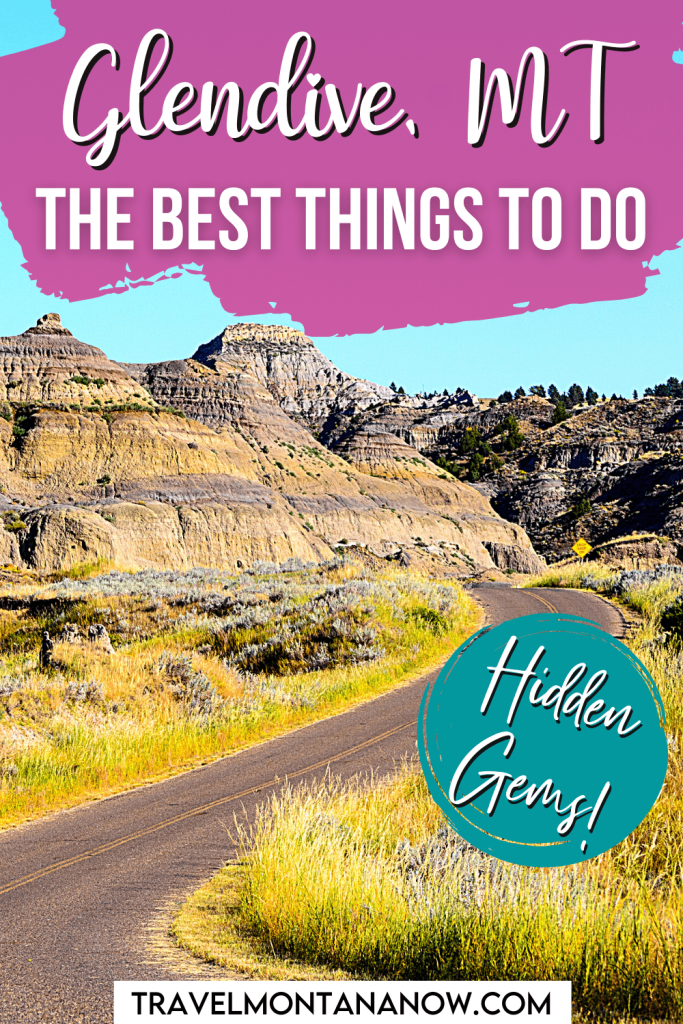 Glendive, Montana is a dinosaur lover's dream destination thanks to being close to Makoshika State Park. There's more than just dinosaur fun, though! Here's a Montana local's guide to the top things to do in Glendive, MT.