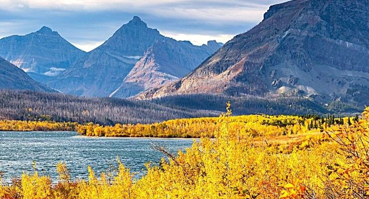 Montana in the fall is full of autumn colors and fun fall activities.