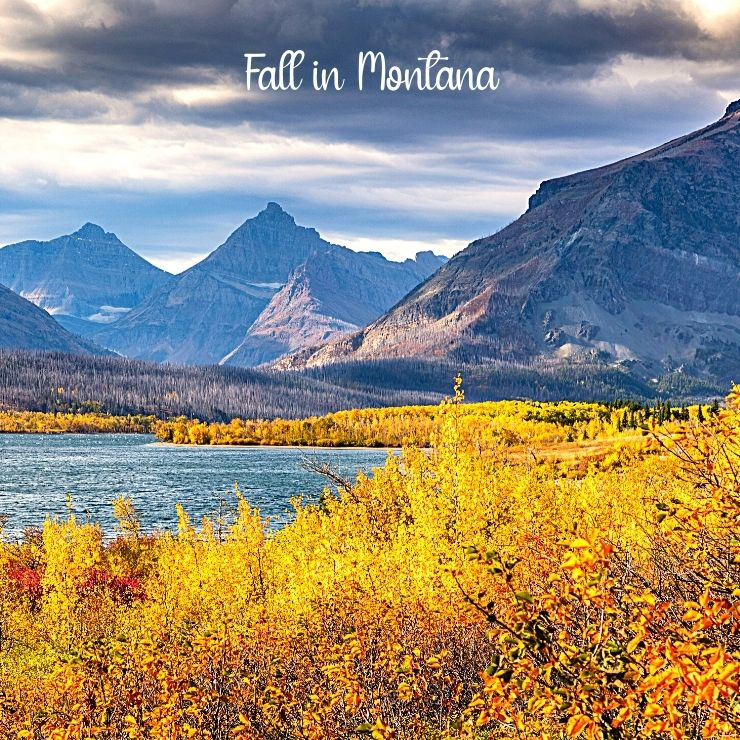 Beauty and activities abound during fall in Montana.