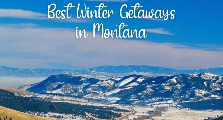 So read on for our top 12 destinations (starting with a few of our favorite ski towns and then moving onto some other blissful winter escapes) for a Montana winter vacation, and start daydreaming of snow and hot chocolate (or wine) in front of the fireplace!